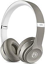 【国内正規品】Beats by Dr.Dre Solo2 Luxe Edition 密閉型オンイヤーヘッドホン シルバー MLA42PA/A