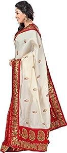 Shree Sanskruti Bhagapuri Saree For Women