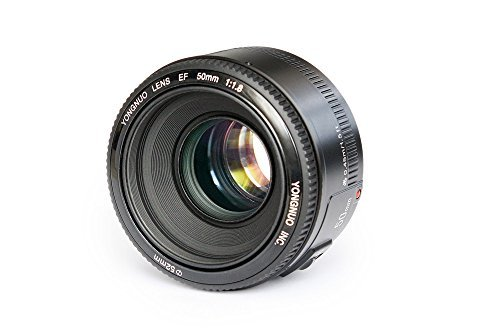 YONGNUO YN50mm F1.8 Lens Large Aperture Auto Focus Lens For Canon EF Mount EOS Camera