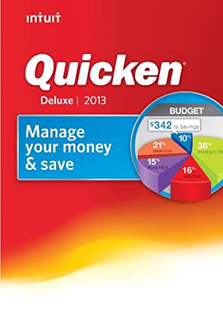 Quicken Deluxe 2013 [Download]