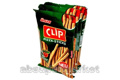 Ulker Clip Pizza-sticks 200g (4x50g)