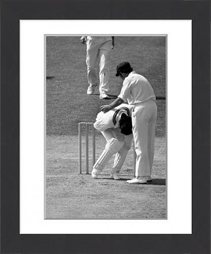 framed-print-of-cricket-prudential-world-cup-1975-group-b-australia-v-sri-lanka-the-oval