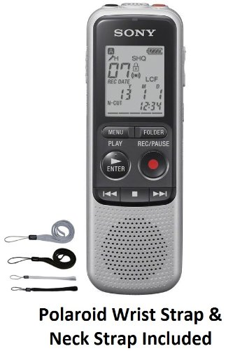 Sony Professional Digital 2GB MP3 Voice Recorder