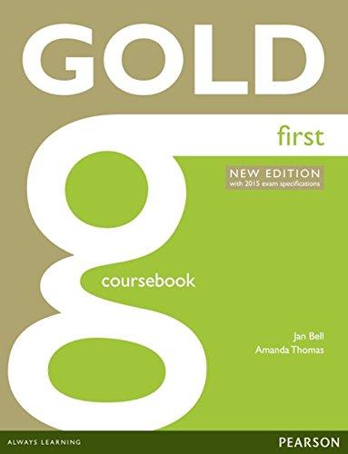 Gold first certificate New edition Coursebook Con espansione online per le Scuole superiori PDF
