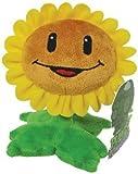 Plants vs Zombies Sunflower Plush ぬいぐるみ 人形 並行輸入