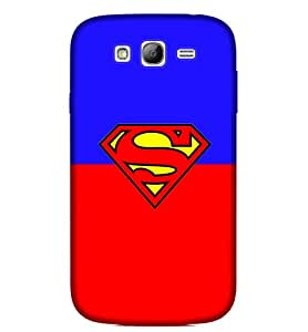 Samsung E7 HD Print SuperHero Back Cover SUPERMAN8