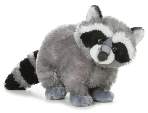 Bandit the Raccoon Stuffed Animal