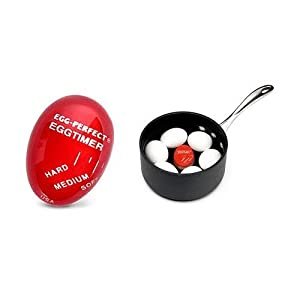 Ashley Pop In Magic Colour Changing Perfect Boiled Egg Timer