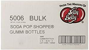 Jelly Belly Gummi Soda Pop Shoppe, 10-Pound