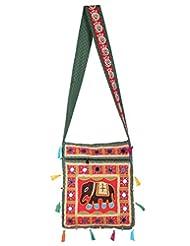 Rajrang Indian Embroidery Work Bags Designer Shoulder Bags Women Handbag