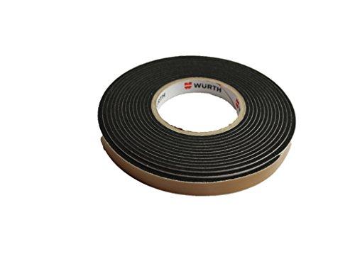 wurth-joint-ruban-couleur-noir-kompri-largeur-25-mm-longueur-65-m-bande-komprimirtes-est-battante