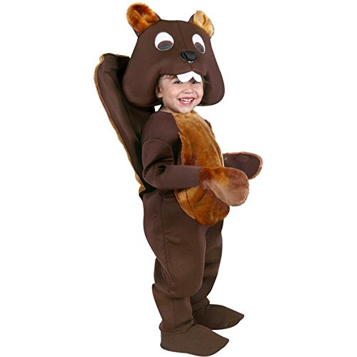 Toddler Beaver Costume (Size:2-4T)