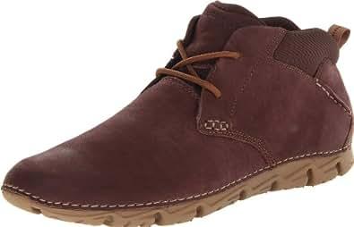 Rockport Men's Rocsports Lite 2 Chukka Boot,Dark Brown Nubuck,6.5 W US