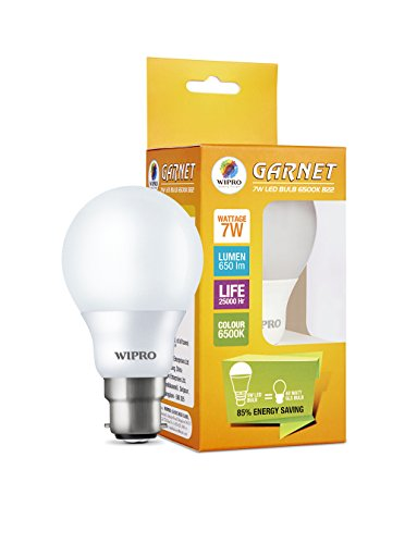 7W Garnet LED Bulb (Cool Day Light)