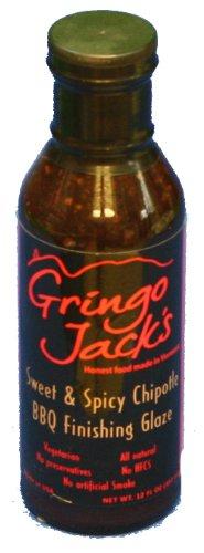 Gringo Jack'S Sweet & Spicy Chipotle BBQ Sauce