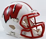 NCAA Wisconsin Badgers Speed Mini Helmet