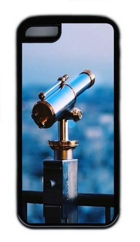 Iphone 5C Cases & Covers -Astronomical Telescope Tpu Case Cover For Iphone 5C - Black