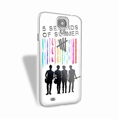 5 sos logo personnel for Samsung Galaxy S4 White case (Calum Hood Galaxy S4 Case compare prices)