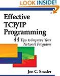 Effective TCP/IP Programming: 44 Tips...