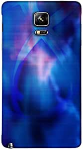 Timpax protective Armor Hard Bumper Back Case Cover. Multicolor printed on 3 Dimensional case with latest & finest graphic design art. Compatible with Samsung Galaxy Note 4 Design No : TDZ-25931