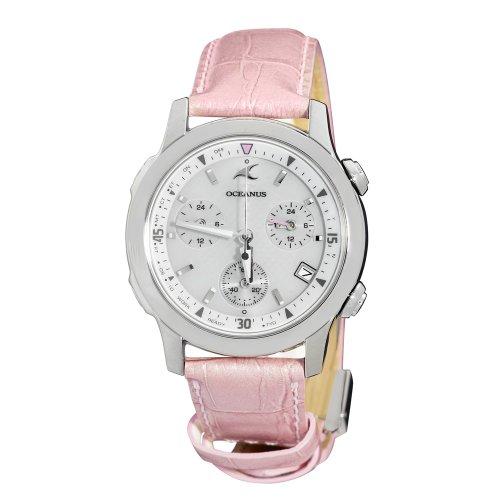 Oceanus Women's OCW10LA-4AV Atomic Chronograph Watch