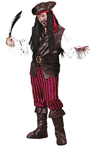 Adult High Seas Buccaneer Costume