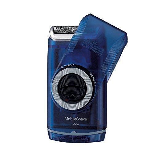 Braun PocketGo MobileShave Portable Shaver with SmartFoil (Braun Pocketgo Foil compare prices)