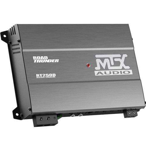 Mtx Rt250D Mono Block Class D 250-Watt Amplifier
