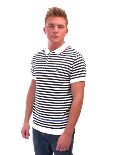 Men's Ortler Fine Stripe Knit Polo