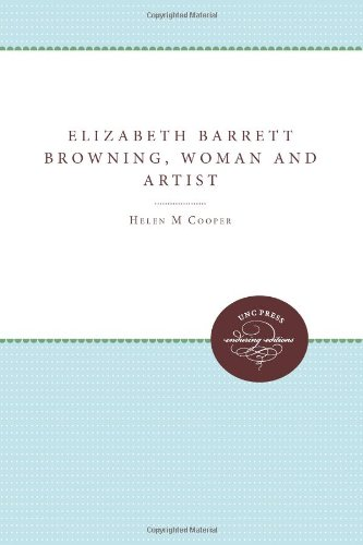 Elizabeth Barrett Browning, Woman and Artist