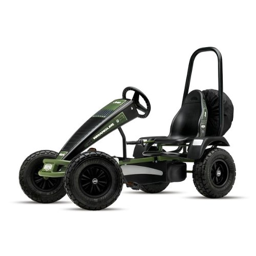 BERG Wrangler BF-3 Riding Toy - Black / Green