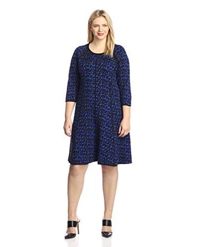 Taylor Plus Women's Sweater Dress
