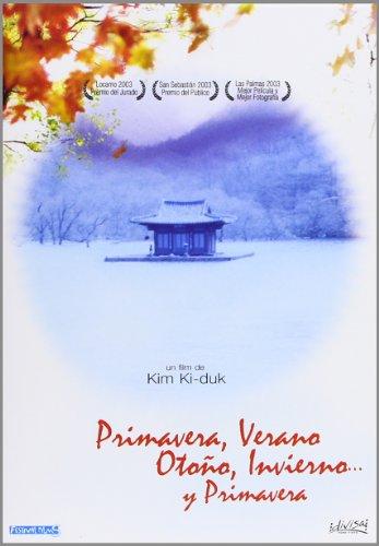 Primavera, verano, otoño, invierno... y primavera [DVD]