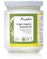 Coconut Organic Oil Virgin Cold Pressed 250g/300ml 250g