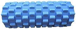 SAHNI SPORTS Foam Rumble Roller, 33 cm, Blue
