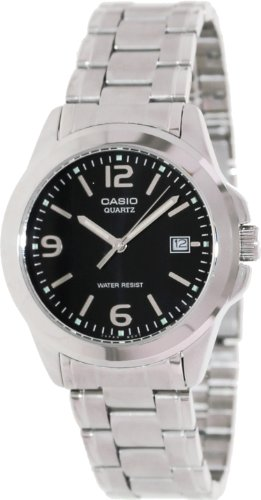 Casio Analog Metal Watch MTP1215A-1A