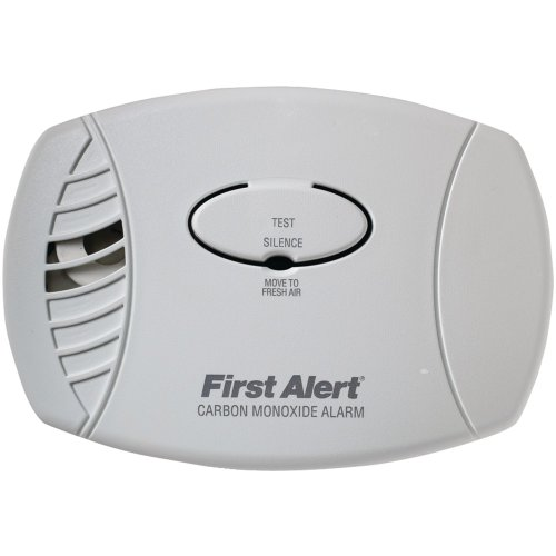 First Alert Carbon Monoxide Plug-in Alarm (no Backup Or Display) - 1