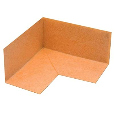 Schluter Systems Kereck/fi 2 Kerdi Inside Waterproofing Corner, 4 Mil Thickness, Pack of 2 by Schluter Systems