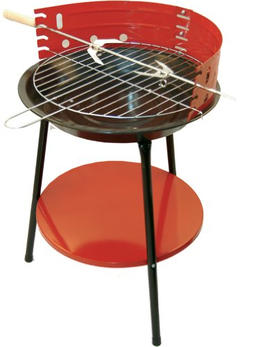 Redwood Leisure 14-inch Round Barbeque