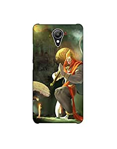 Design for Meizu M3 Note ht003 (30) Case by Mott2 -Lord Hanuman and Mother Si... (Limited Time Offers,Please Check the Details Below)