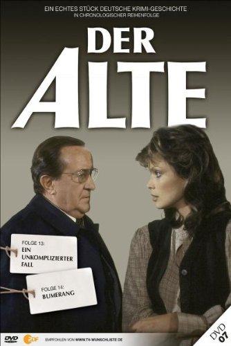 Der Alte - DVD 07
