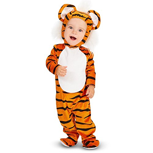 [Tiger Toddler Costume 2-4T] (Tiger Halloween Costumes)