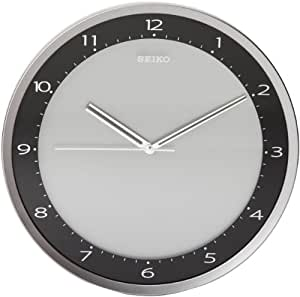 seiko wall clock quiet sweep second hand clock