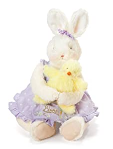 Bunnies by the Bay Bloom and Emmie Plush