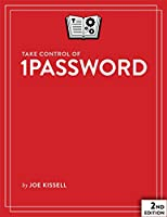 Take Control of 1Password Front Cover