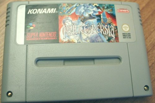 Prince of Persia Super Nintendo (Snes) PAL