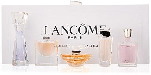Gift Set Les Miniatures Pour Femme: Tresor 7,5 ml + Miracle 5 ml + La vie est belle 4 ml + Hypnose 5 ml + Tresor in Love 5 ml Donna