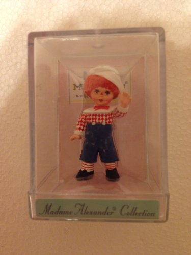 "Madame Alexander Collection Merry Miniatures ""Mop Top Billy - 1996"" - 1"
