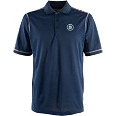 Antigua Seattle Mariners Mens Icon Polo 3X Large by Antigua