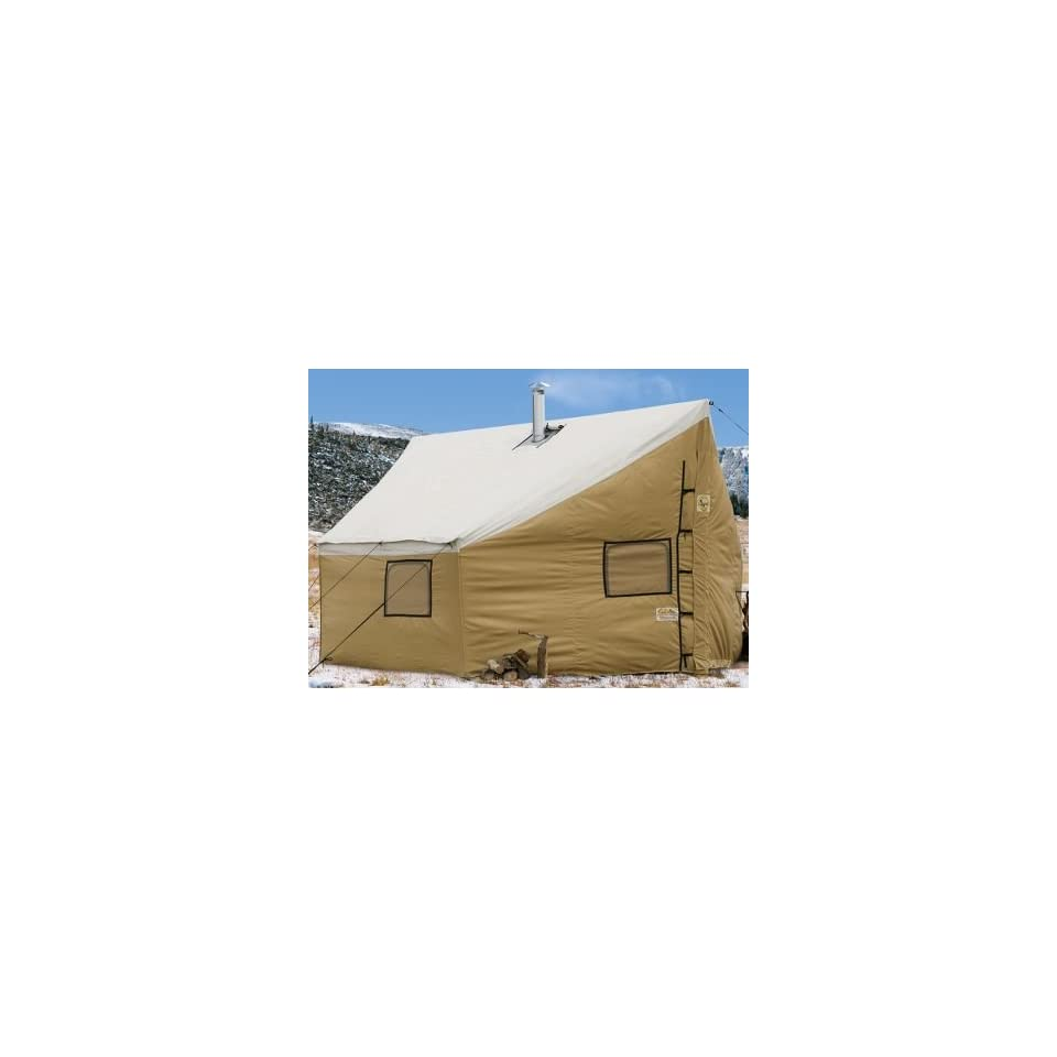 Camping Cabelas Outfitter Lodge Tents with Frame by Montana